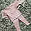 Thumbnail: Baby's ruffled lounge sets 3-30 Months