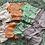 Thumbnail: Girls ruffled shorts sets ages 4-14 Years
