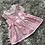 Thumbnail: Baby Ferr pink floral dress ages 18-36 Months