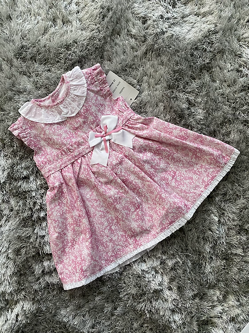 Baby Ferr pink floral dress ages 18-36 Months