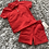 Thumbnail: Collared shorts set Baby sizes 3-36 Months