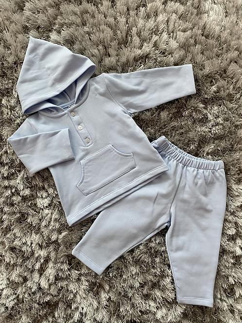 Babidu hooded sweatshirt/pants 3M-5Y