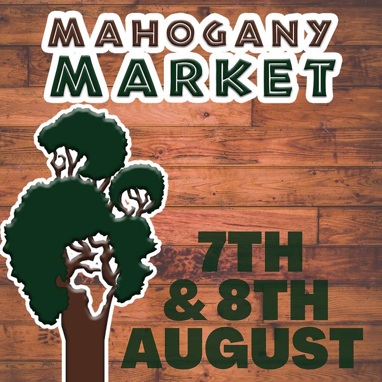 Mahogany Market August