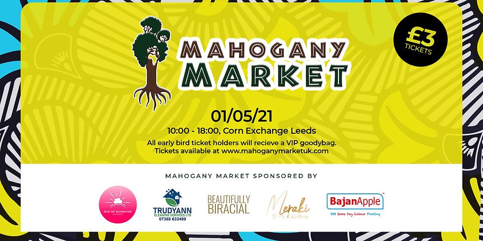 Mahogany Market May