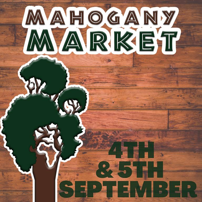 Mahogany Market September