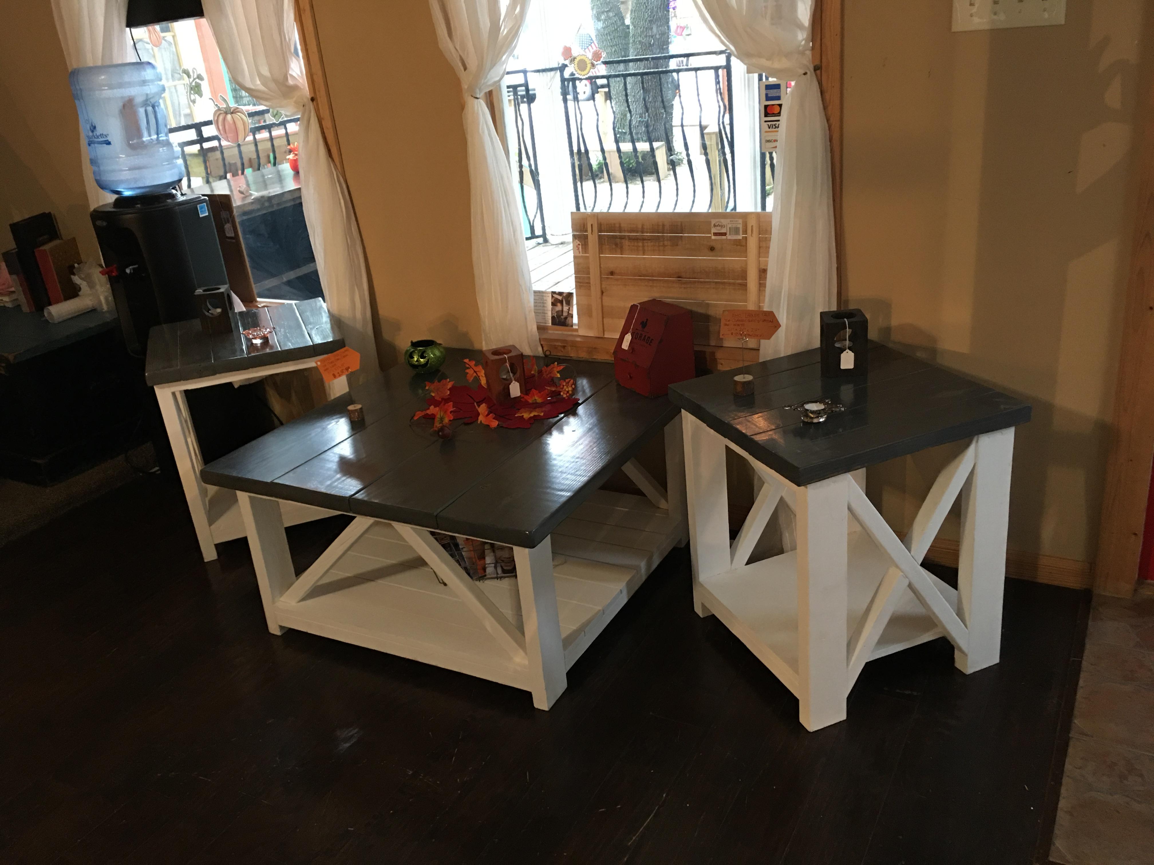 Classic Grey Living Room Set