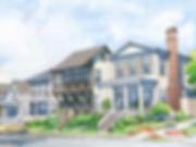 DTC Cottages Lamar_Streetscape_Painted 3