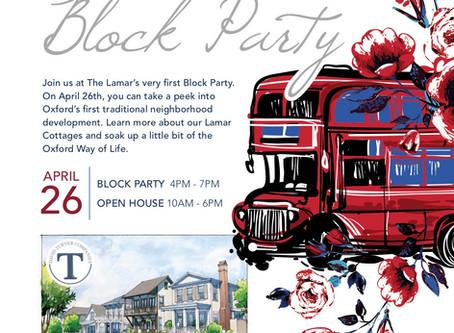 THE LAMAR Block Party