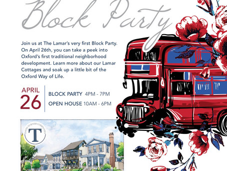 THE LAMAR Block Party