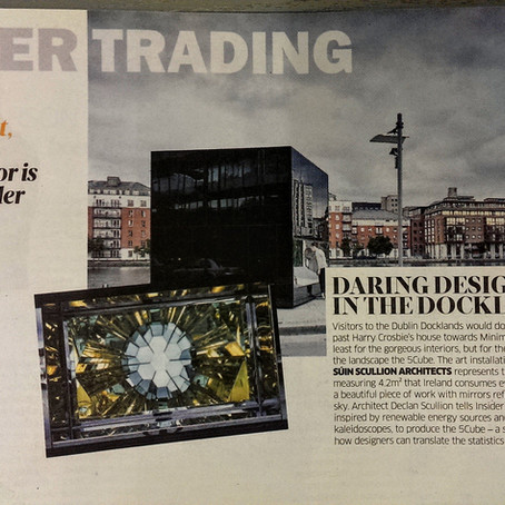 dSSA feature in Sunday Business Post magazine