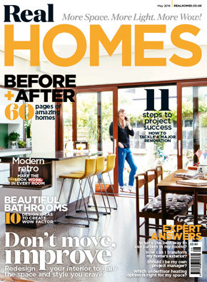Cover of Real Homes