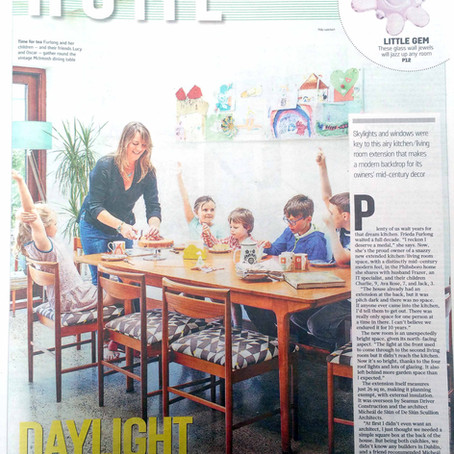 dSSA feature in Sunday Times