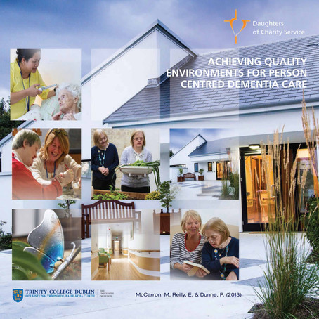 Book Launch - Achieving Quality Environments for Person Centred Dementia Care