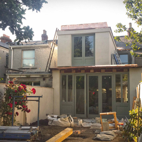 Ranelagh House Close to Completion