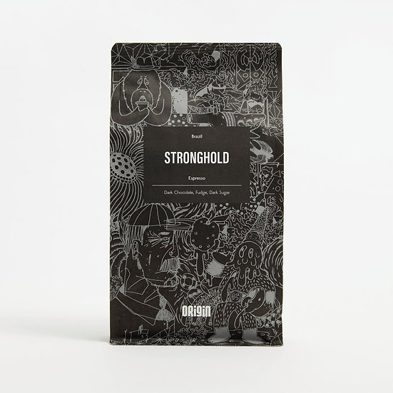 Origin Coffee - Stronghold 1Kg Whole Bean