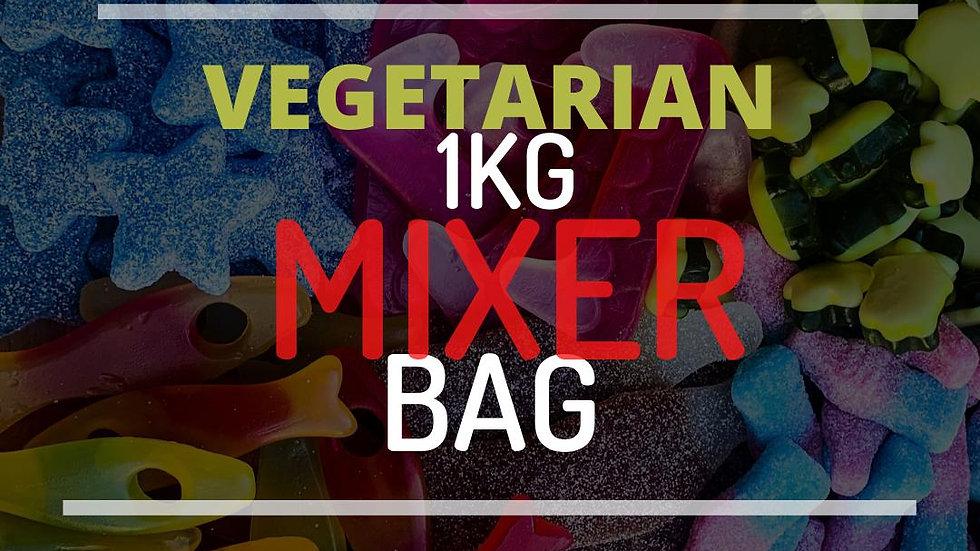 Vegetarian 1Kg Mix