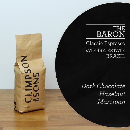 Climpson & Sons - The Baron 250g