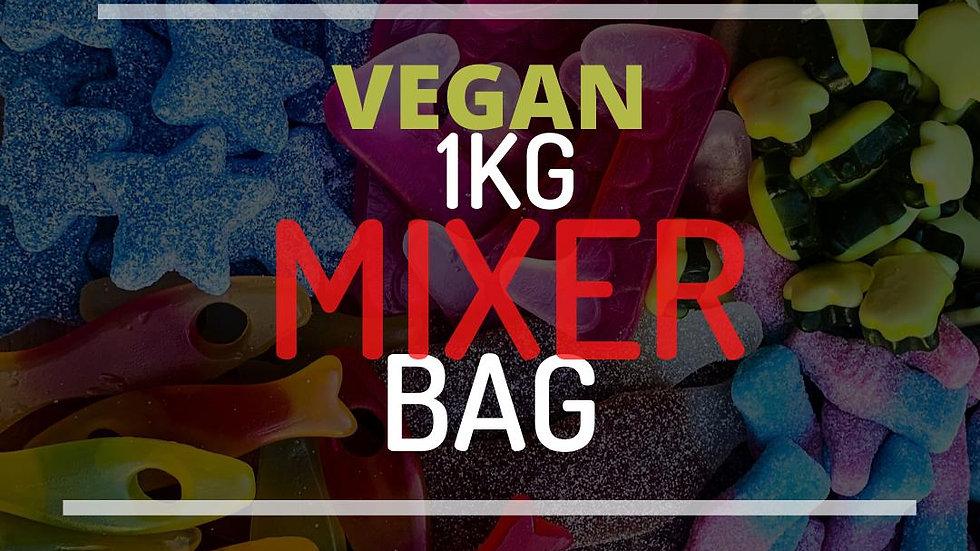Vegan 1Kg Mix