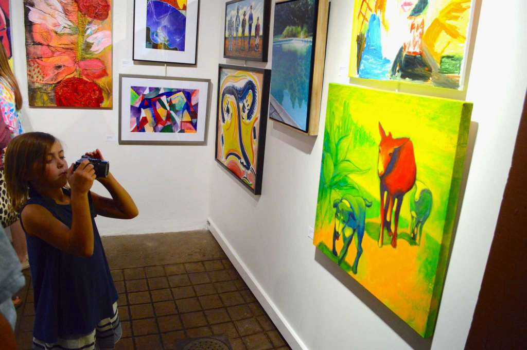 Carriage Barn Arts Center exhibition