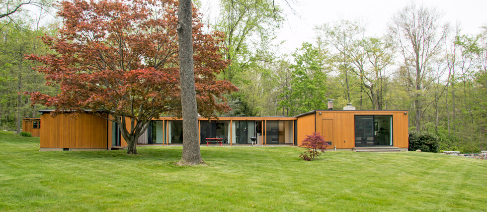 The Robert C. Wiley Speculative House