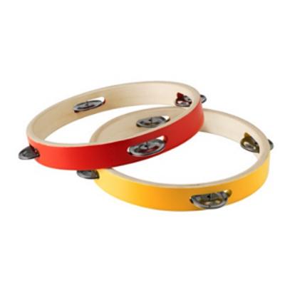 Tambourin à cymbales