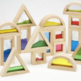 Blocs de construction visuels
