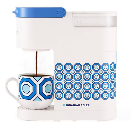 Keurig K-Mini Basic Jonathan Adler Limited Edition Single-Serve K-Cup Pod Coffee