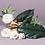 Thumbnail: Ganja Flower + Tobacco Leaf Candle
