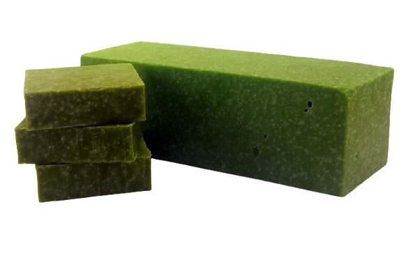 Green Tea Verbena Scrub