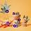Thumbnail: Indica Kush + Violet Resin Candle