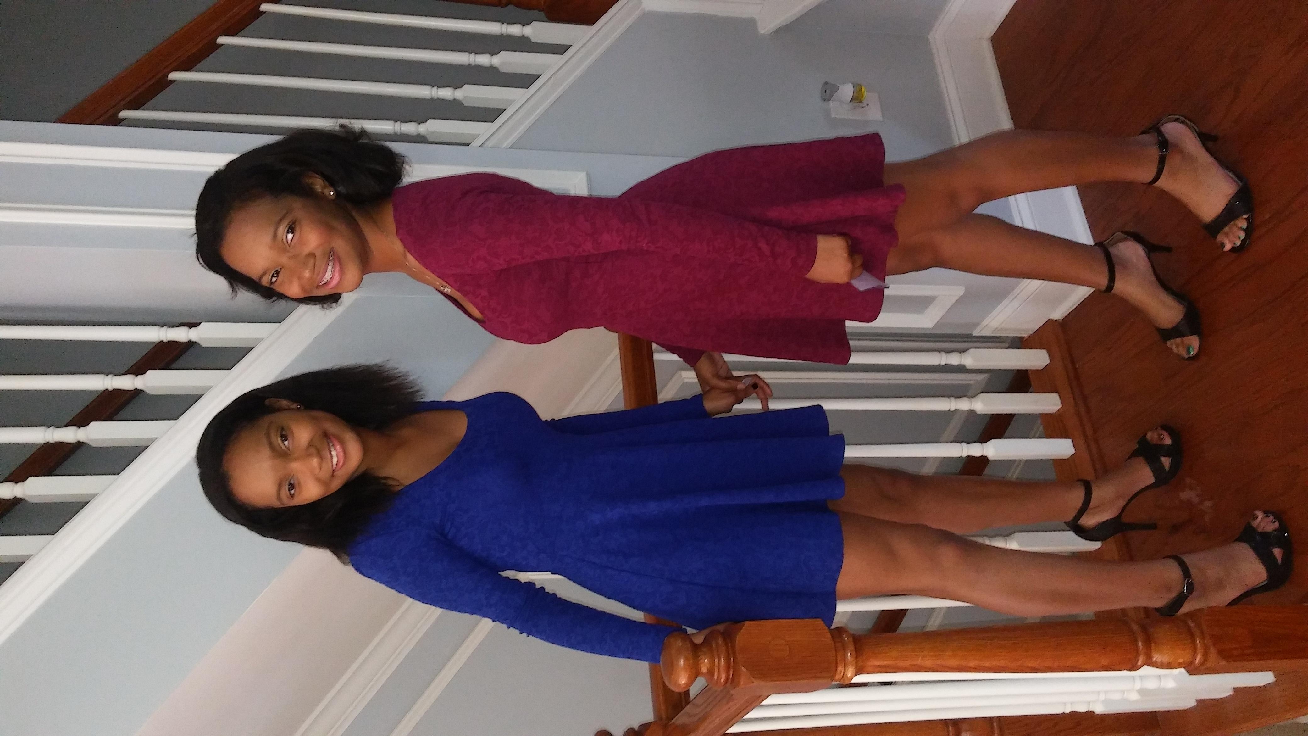 Malia and Sharena