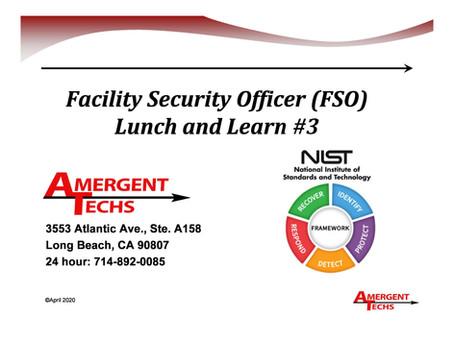Lunch & Learn Recap: NIST Cybersecurity Framework Part Four: Respond