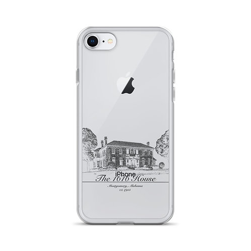 1616 House iPhone Case