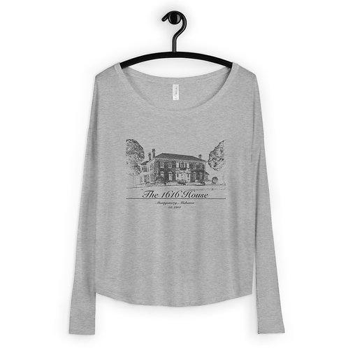 1616 House Ladies' Long Sleeve Tee