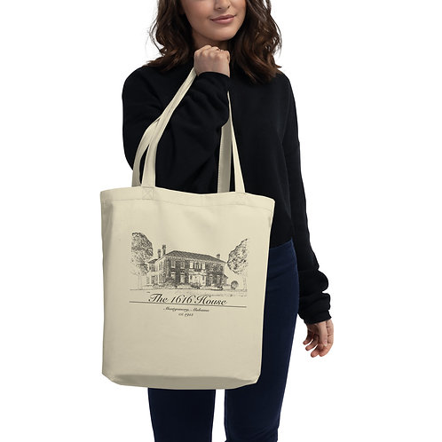 1616 House Eco Tote Bag