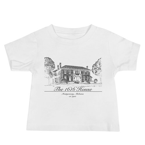 1616 House Baby Jersey Short Sleeve Tee