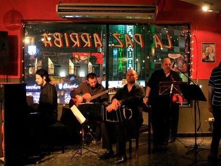 Domingo 30 de Junio 21 hs El Afile Tango en Tiempos modernos