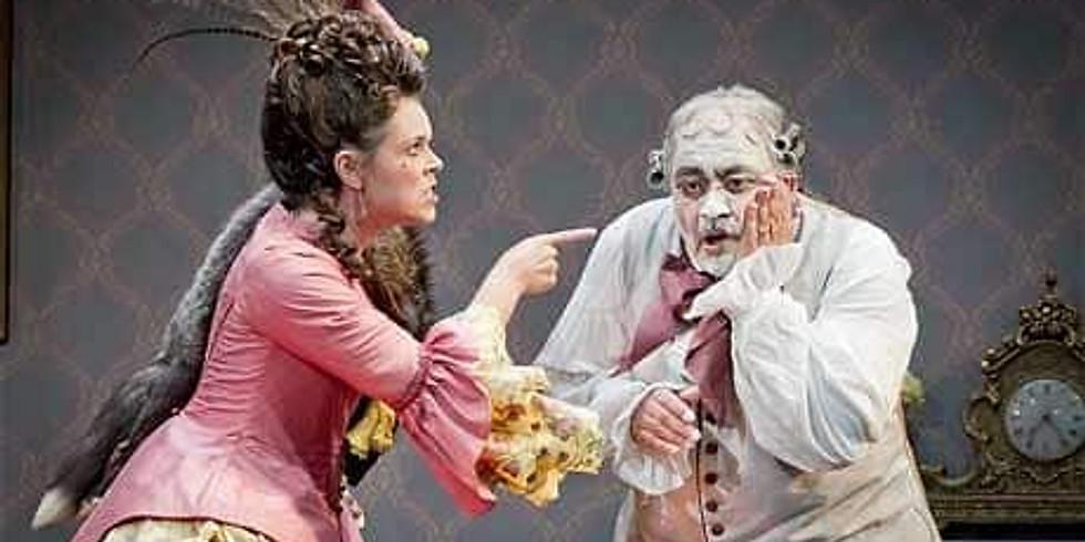 Opera Pasquale de Donizetti