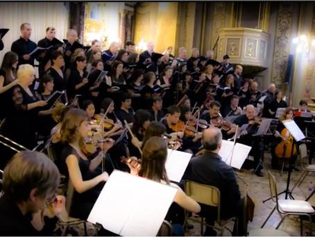 La Missa de Beethoven en la Iglesia las Victorias