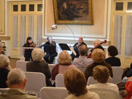 Concierto: Cuarteto de cuerdas AMECORD16