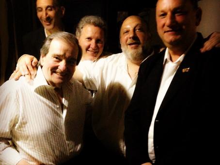 Fotos del Show con Nestor Fabian y capos del tango