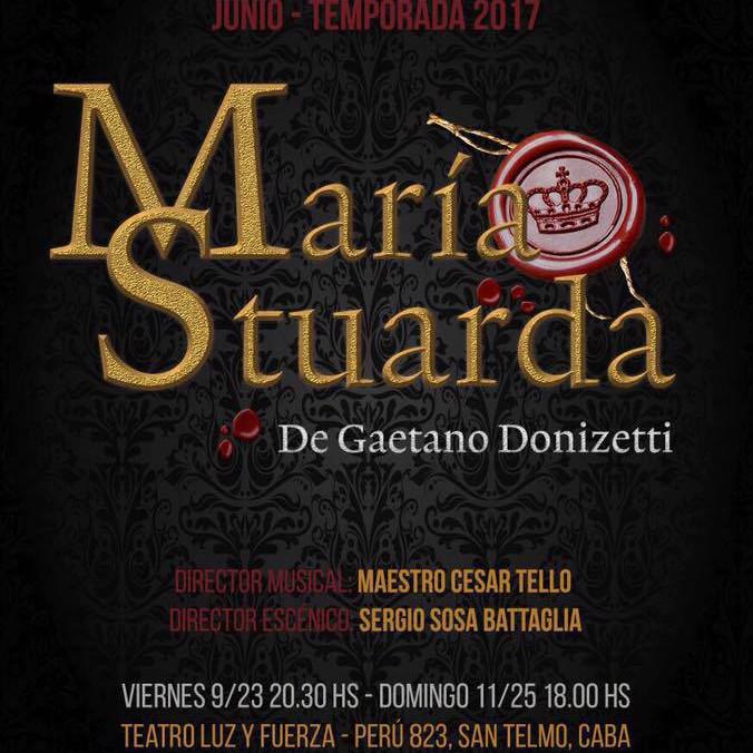 OPERA MARIA STUARDA