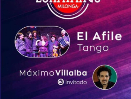 2020: Show IMPERDIBLE  del Afile Tango