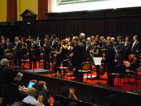 Concierto para dos violines de J.S. BACH