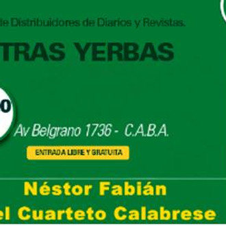 RECITAL DE NESTOR FABIAN.