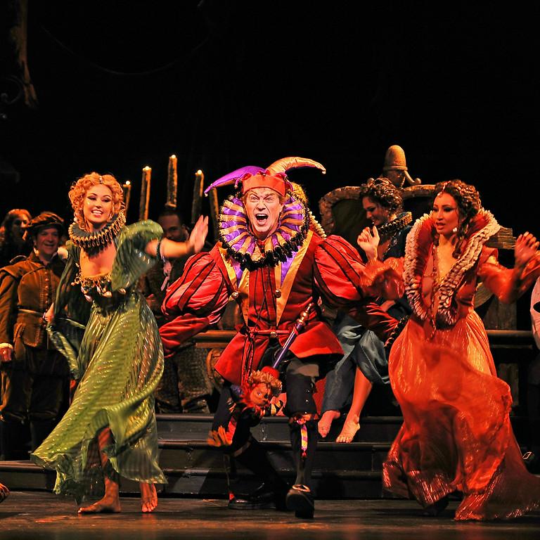 Opera Rigoletto de Verdi