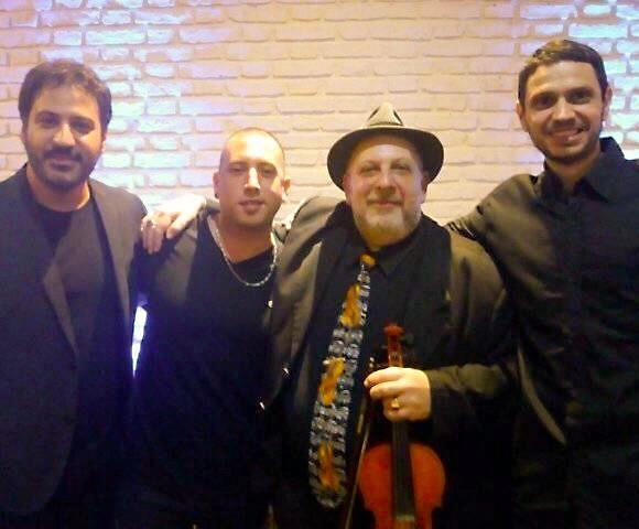 jazz con Mataderos Hot Club