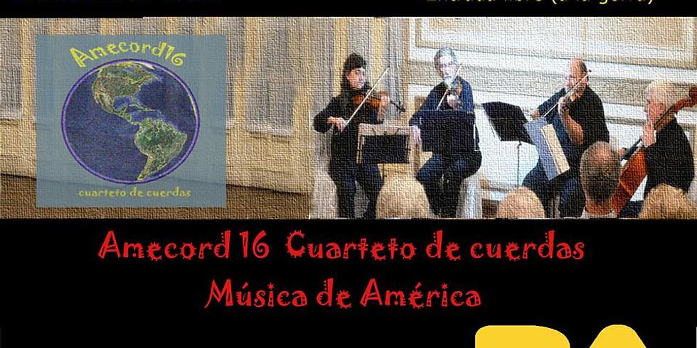 Concierto: Amecord16