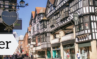 Discover England: Manchester Gateway