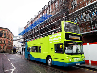 Discover England: Sightseeing Manchester